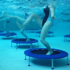 Батут подводен за фитнес