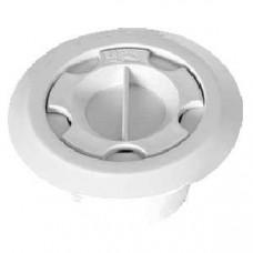 Дюза за бетон вакуумна с резба 2'', бял ABS