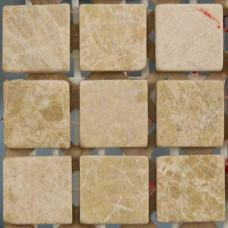 Камъчета естествени, 20х20x6 мм sands