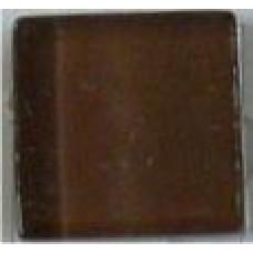 Кристална мозайка Lyrette тъмно кафява A104, 23x23x4 mm