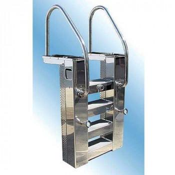 Моноблок стълба 25 m³/h метален с топлообменник