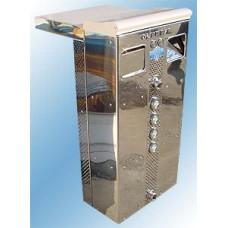 Моноблок филтриращ Olympic 44, инокс, с нагревател 12 kW