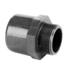 Нипел-муфа Ф75 / Ф90 х 2-1/2'' външна резба