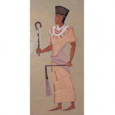 Пано керамично в египетски стил, h = 1.6 m