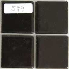 Плочки керамика черни, 45 х 45 мм, за стени