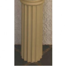 Поставка гръцка колона за керамична купа за лед