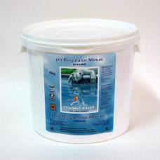 Препарат коректор рН минус / pH- Regulator Minus Friendly Water®, на гранули, 5 кг