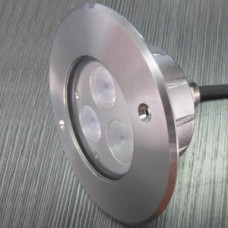 Прожектор диоден мини LED RGB 3x3W 24V