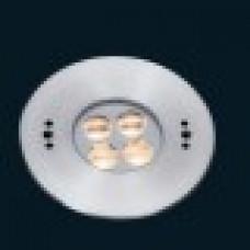 Прожектор диоден мини LED RGB, 4x2W 24V