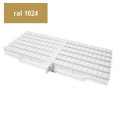 Решетка Friendly Water за външен преливник 245мм 1вр. RAL 1024