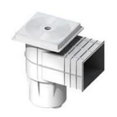 Скимер за бетон малък с вертикален поплавък