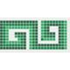 Стъклокерамичен фриз E-C Н=26.4см две части