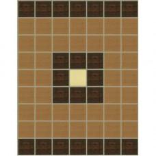 Стъклокерамичен фриз G-М светъл Н=19.8 cm