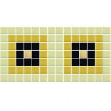 Стъклокерамичен фриз GO1 Н=15.2см