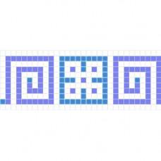 Стъклокерамичен фриз U Н=24 cm