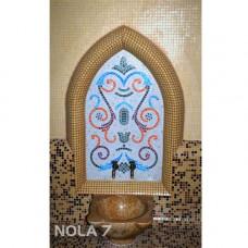Стъклокерамична мозайка Алегра