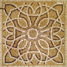 Стъклокерамична мозайка Ален мак