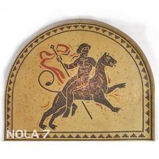 Стъклокерамична мозайка Бакхус