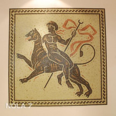 Стъклокерамична мозайка Бакхус 2