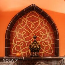 Стъклокерамична мозайка Лабиринт