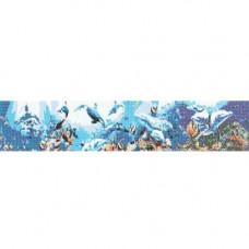 Стъклокерамично пано Море 900х180 см