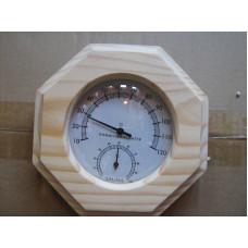 Термо-хигрометър FS с един дисплей