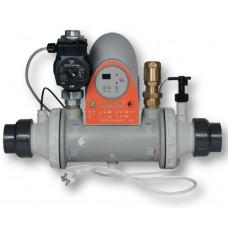 Топлообменник Titan 40 kW