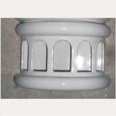 База за Туч половинка декоративен керамичен