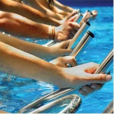 Велосипед подводен за аква спининг