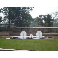 Дюза за фонтан Water Hemisphere, 40 лъча