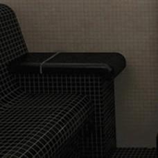 Облицовка керамична за подлакътник прав за пейка наклонена, анатомична и т.баня долепен