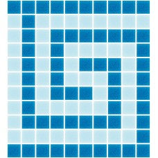 Стъклокерамичен фриз Кю-ц, Н=24,2см