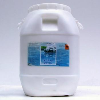 Хим. препарат за дезинфекция мултифункционални таблетки Friendly Water за басейн х 200г 50 кг