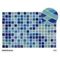 Стъклена мозайка микс  Bahia 2.5x2.5