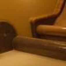 Поставка за крака овална шир. 30, н=30см не шпаклована