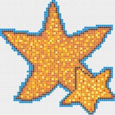 Стъклокерамична фигура stella marina f-01