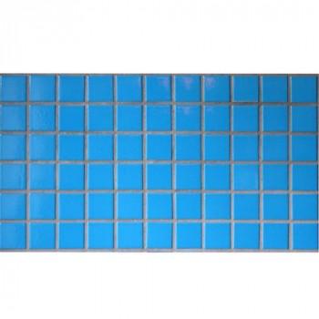 Плочки керамика светлосини Skyblue 504, 45 х 45 мм за басейни