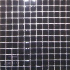 Кристална мозайка Lyrette черна A040, 23x23x4 mm