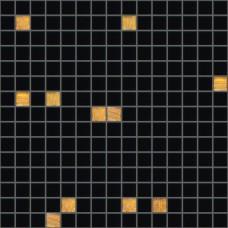 Стъклокерамика микс черно с точка