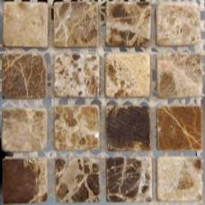 Камъчета естествени, 15х15x4 мм graphite