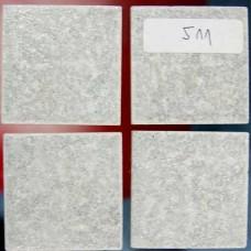 Плочки керамични светлосиви, 45 х 45 мм, за под