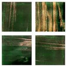 Стъклокерамика Lyrette Brilliance E608 тъмнозелена