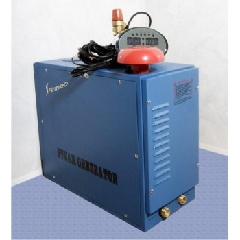 Парогенератор  12 kW, 380-400V~, с табло, Finneo Blue