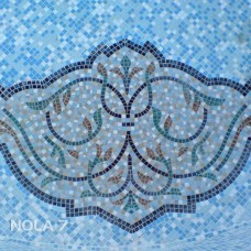 """Стъклокерамична мозайка """"Донатела"""" - 160х80см."""