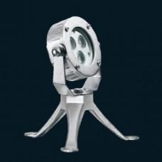 Прожектор диоден мини  LED RGB, 3x2W 24V, RGB