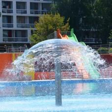 Чадър воден ф170мм закладна част