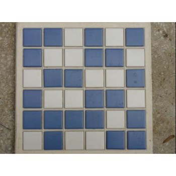 Плочки керамика микс ICE, 45 х 45 мм за басейн