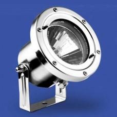 Прожектор за фонтан 150W, 24V, инокс