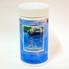 Препарат коректор на рН / pH- Regulator Minus Friendly Water®, гранулиран, 1,5 кг