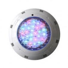 Прожектор диоден плосък  LED RGB, 18x1W 12V,